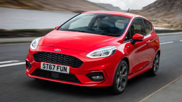Ford Fiesta ST-Line deals