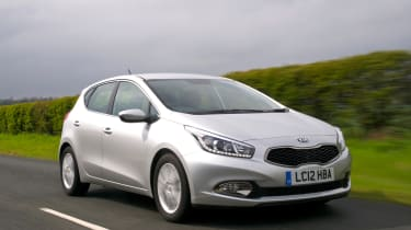 Kia Cee'd - Best Used Car