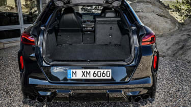 BMW X6 M Competition boot