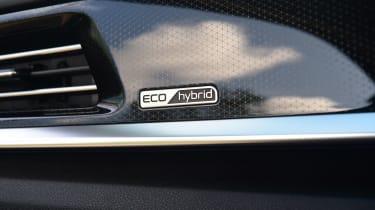 Kia Niro SUV dashboard