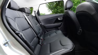 Kia e-Niro - rear seats