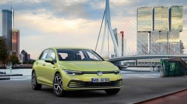 2020 Volkswagen Golf - parked