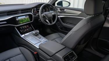 Audi A6 Allroad quattro estate dashboard
