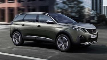The 5008 will compete against the Nissan X-Trail, as well as the upcoming Volkswagen Tiguan XL and Skoda Kodiaq.