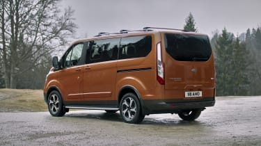 Ford Tourneo Custom Active rear view