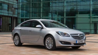 It may not have the handling finesse of the Ford Mondeo, but the Insignia is a genuinely relaxing car to drive