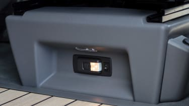 Volkswagen California interior lighting