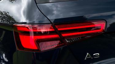 Audi A3 Sportback tail light