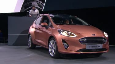 Titanium models will be the most luxurious of 'regular' Fiesta models