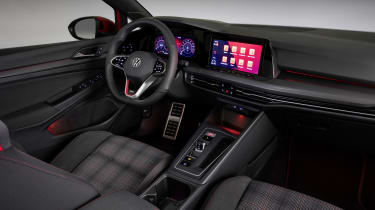 2020 Volkswagen Golf GTI  - dashboard