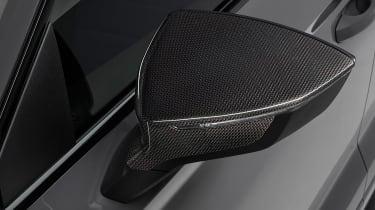 Cupra Ateca Special Edition carbon fibre wing mirror