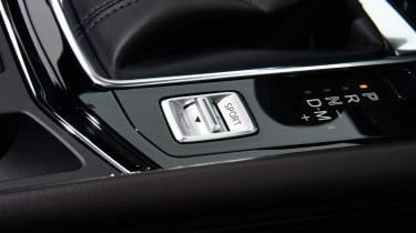 Mazda CX-5 SUV interior switches
