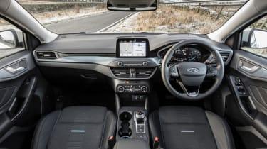 Ford Focus Active hatchback interior