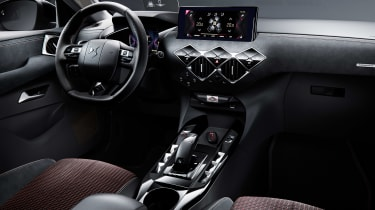 2019 DS 3 Crossback interior