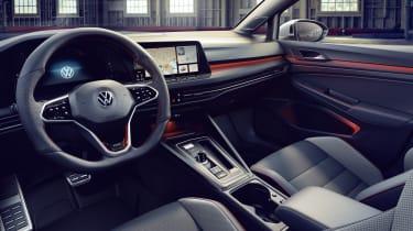 2020 Volkswagen Golf GTI Clubsport - interior and dashboard