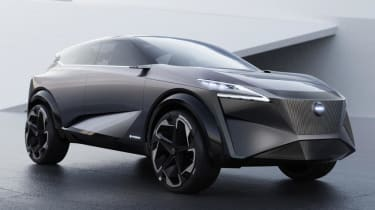 Nissan IMQ Concept reveal