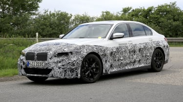 Electric BMW 3 Series