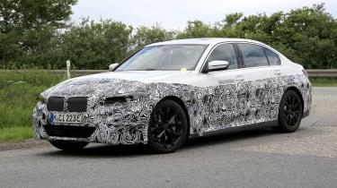 Electric BMW 3 Series