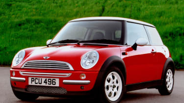 The 'new' MINI was one of the first cars to successfully combine retro looks with modern underpinnings.