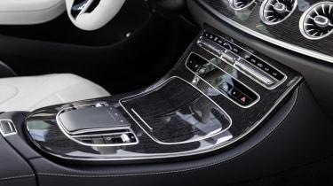 2021 Mercedes CLS - centre console