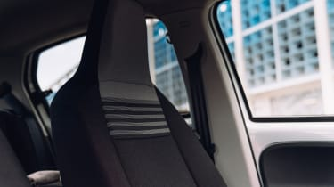 Volkswagen e-up seat