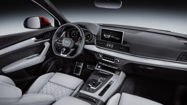 Audi's excellent Virtual Cockpit digital instrument panel will be available as an option