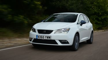 The Ibiza is available with peppy petrol and efficient diesel engines