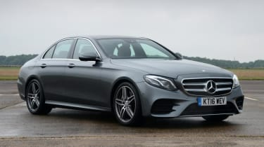 Mercedes E-Class AMG Line front static