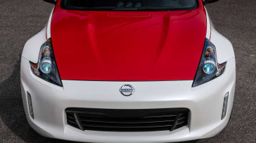 Nissan 370Z 50th Anniversary Edition - front close up