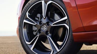 2019 Vauxhall Corsa - alloy wheel close-up