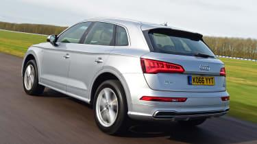 Audi Q5 S line rear
