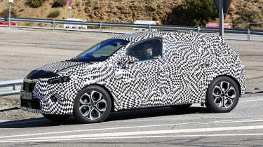 2020 Renault Captur hybrid  - side