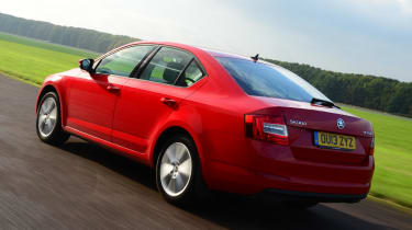 For the best efficiency, go for the 1.6-litre TDI diesel engine, which has claimed fuel economy of 74.3mpg and CO2 emissions of just 99g/km.