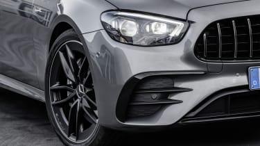 Mercedes-AMG E53 front end detail
