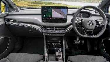 Skoda Enyaq iV SUV - interior