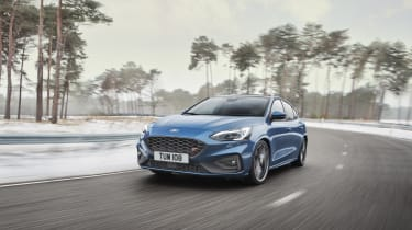 2019 Ford Focus ST - front driving