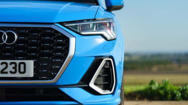 Audi Q3 Sportback SUV - front close