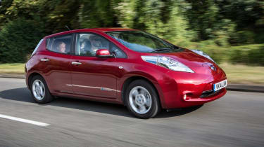 If you're after a second hand electric car, the comfortable and easy to drive Nissan Leaf takes some beating