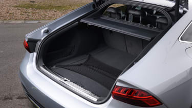 Audi A7 Sportback hatchback boot