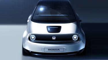 Honda Urban EV front