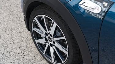 MINI Sidewalk Convertible alloy wheel