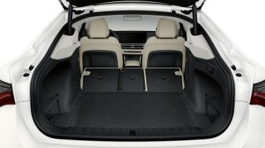 2021 BMW i4 eDrive40 - boot space