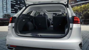 Kia Ceed Sportswagon PHEV boot