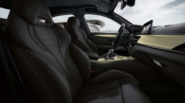 BMW M5 Edition 35 Years interior