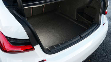 BMW 3 Series boot