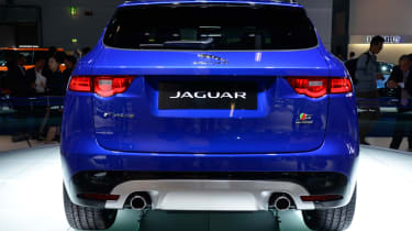 It rivals models like the BMW X3, Audi Q5, Porsche Macan, Mercedes GLC and even the Land Rover Discovery Sport