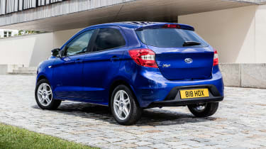 It's only available with a 1.2-litre petrol engine, though two power outputs are offered