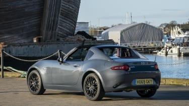 2020 Mazda MX-5 GT Sport Tech - rear 3/4 static