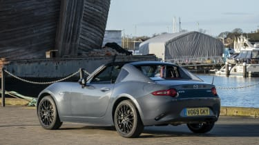 2020 Mazda MX-5 GT Sport Tech - rear 3/4 static