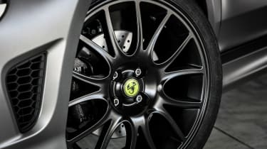 Abarth 595 Pista - 595 Pista wheel